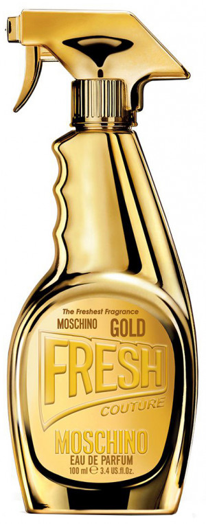 Moschino Gold Fresh Couture Eau de Parfum 100 ml