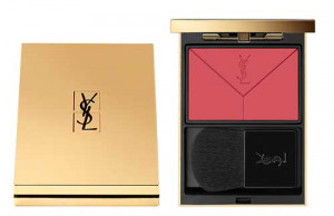 Yves Saint Laurent Couture Blush 3 g 04 Corail Abstract