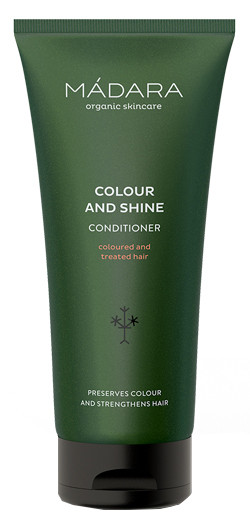 Mádara Haarpflege Colour and Shine Conditioner 200 ml