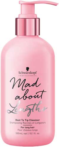 Schwarzkopf Professional Mad About Lengths Root To Tip Cleanser 300 ml
