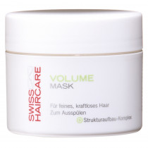 Swiss Hair Care Volume Mask 150 ml