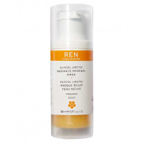 REN Radiance Skincare Glycolatic Radiance Renewal Mask 50 ml