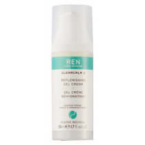 REN Clear Calm 3 Replenishing Gel Cream 50 ml