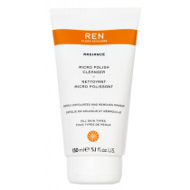 REN Radiance Skincare Micro Polish Cleanser 150 ml