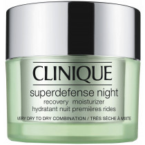Clinique Superdefense Night Recovery Moisturizer, Hauttyp 3, 4 50 ml