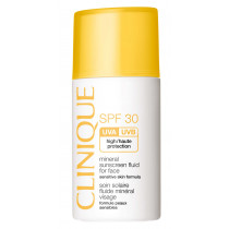 Clinique Sun Mineral Sunscreen Fluid for Face SPF 50 30 ml