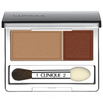 Clinique All About Shadow Eyeshadow Duo 2,2 g 01 Like Mink