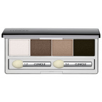 Clinique All About Shadow Eyeshadow Quad 4,8 g 03 Morning Java