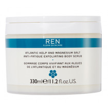 REN Atlantic Kelp & Magnesium Salt Anti-Fatique Exfoliating Body Scrub 330 ml