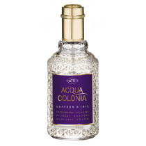 4711 Acqua Colonia Saffron & Iris Eau de Cologne 50 ml
