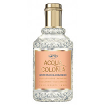 4711 Acqua Colonia White Peach & Coriander Eau de Cologne 50 ml