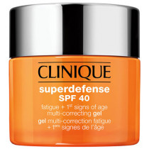 Clinique Superdefense SPF 40 Fatigue + 1st Signs of Age Multi-Correcting Gel 50 ml