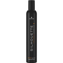 Schwarzkopf Professional Silhouette Super Hold Mousse 200 ml