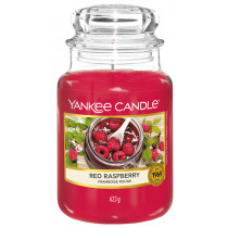 Yankee Candle Red Raspberry Scented Candle 623 g