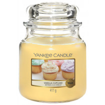 Yankee Candle Vanilla Cupcake Scented Candle 623 g