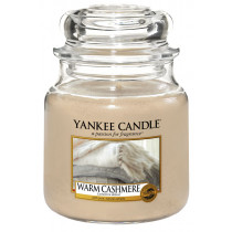 Yankee Candle Warm Cashmere Scented Candle 623 g