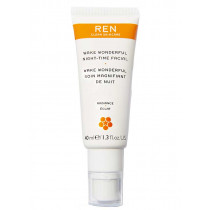 REN Radiance Skincare Wake Wonderful Night-Time Facial 40 ml