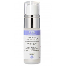 REN Keep Young and Beautiful Instant Brightening Beauty Shot Eye Lift 15 ml
