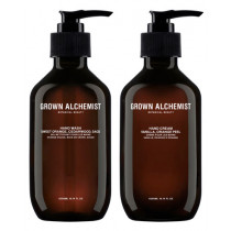 Grown Alchemist Sets & Kits Hand SET (Hand Wash 300ml + Hand Cream 300 ml) 1 Set
