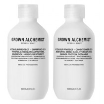 Grown Alchemist Sets & Kits Colour Protect SET (Colour Protect Shampoo 200ml + Colour Protect Conditioner 200ml) 1 Set