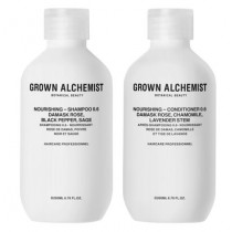 Grown Alchemist Sets & Kits Nourishing SET (Nourishing Shampoo 200ml + Nourishing Conditioner 200ml) 1 Set