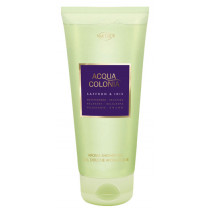 4711 Acqua Colonia Saffron & Iris Shower Gel 200 ml