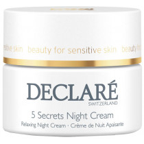 Declaré Stress Balance 5 Secrets Night Cream 50 ml