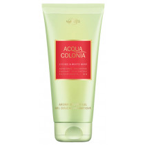 4711 Acqua Colonia Lychee & White Mint Duschgel 200 ml