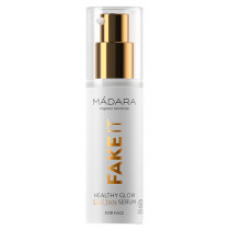 Mádara Sonnenpflege FAKE IT Healthy Glow Self Tan Serum 30 ml