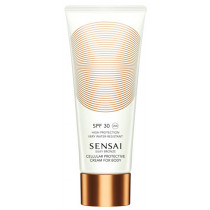 Sensai Silky Bronze Cellular Protective Cream For Body SPF30 150 ml