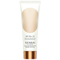 Sensai Silky Bronze Cellular Protective Cream For Face SPF50+ 50 ml