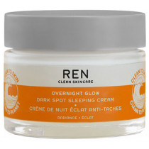 REN Radiance Skincare Overnight Dark Spot Sleeping Cream 50 ml