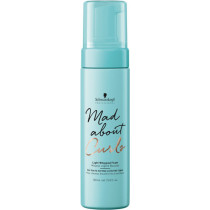 Schwarzkopf Professional Mad About Curls Light Whipped Foam 150 ml