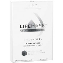 SBT Life Mask Cell Revitalizing Second Skin Eye Mask 2x2 Stk.