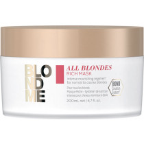 Schwarzkopf Professional BlondMe All Blondes Rich Mask 200 ml
