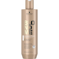 Schwarzkopf Professional BlondMe All Blondes Detox Shampoo 300 ml