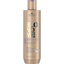 Schwarzkopf Professional BlondMe Cool Blondes Neutralizing Shampoo 300 ml
