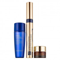 Estée Lauder Sumptuous SET Extreme Mascara 1 Stk + Advanced Night Repair Eye Supercharged Complex Synchornized 5ml + Gentle Eye Makeup Remover 30ml) 1 Set