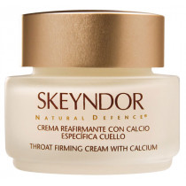 Skeyndor Natural Defence Line Throat Firming Cream With Calcium 50 ml