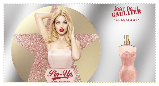 Jean Paul Gaultier Classique Pin Up