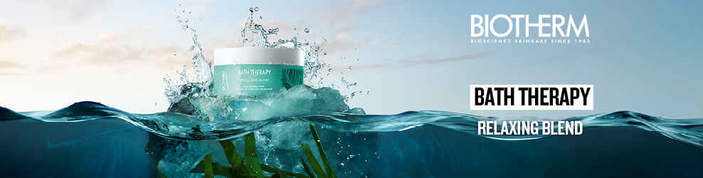 Biotherm Bath Therapy bei Cosmeticexpress
