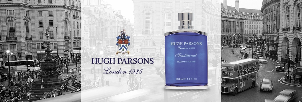 Hugh Parsons Traditional Eau de Parfum London 1925