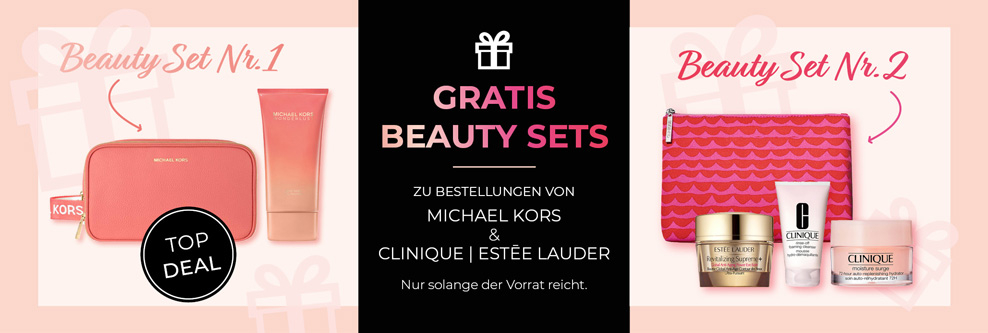 Gratis Beauty Set bei CosmeticExpress