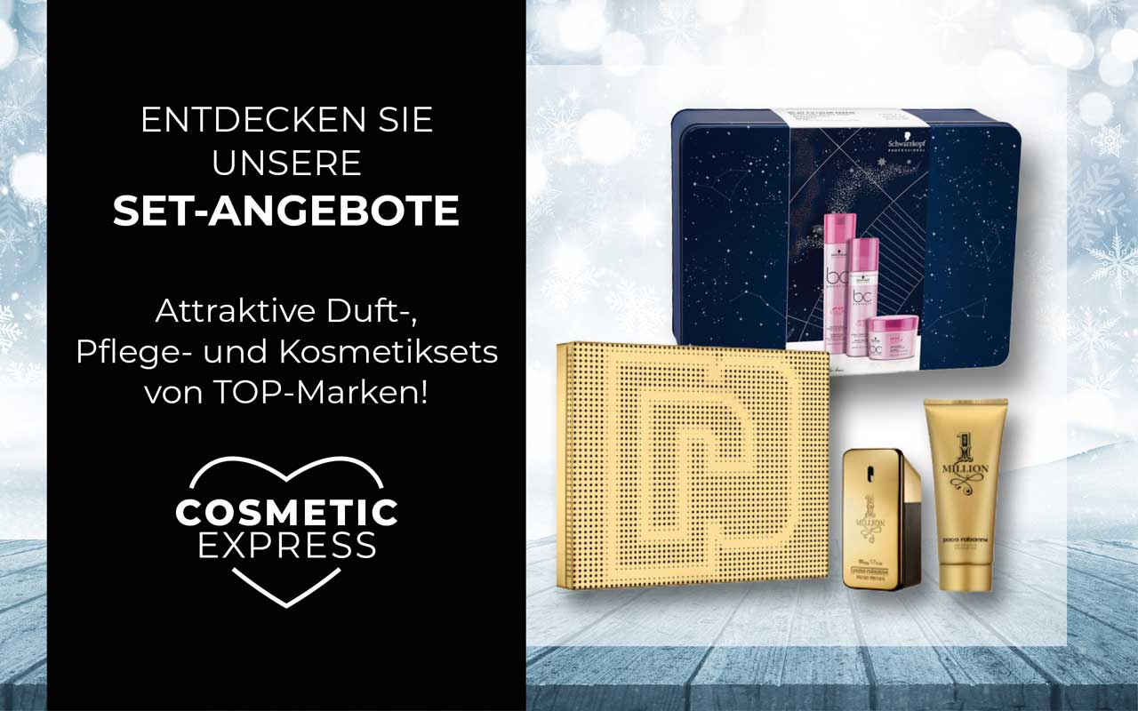 Sets bei CosmeticExpress
