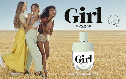 Rochas Girl The New Fragrance bei CosmeticExpress