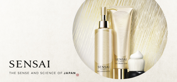 Sensai Online Shop - Serum, Creme, Lotion