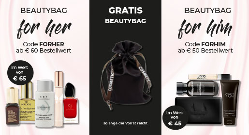 Beautybag bei CosmeticExpress