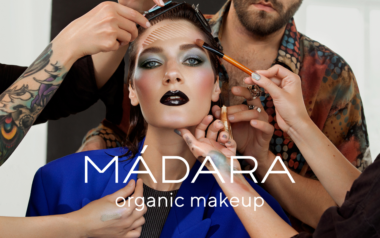 Mádara Organic Make-up bei CosmeticExpress