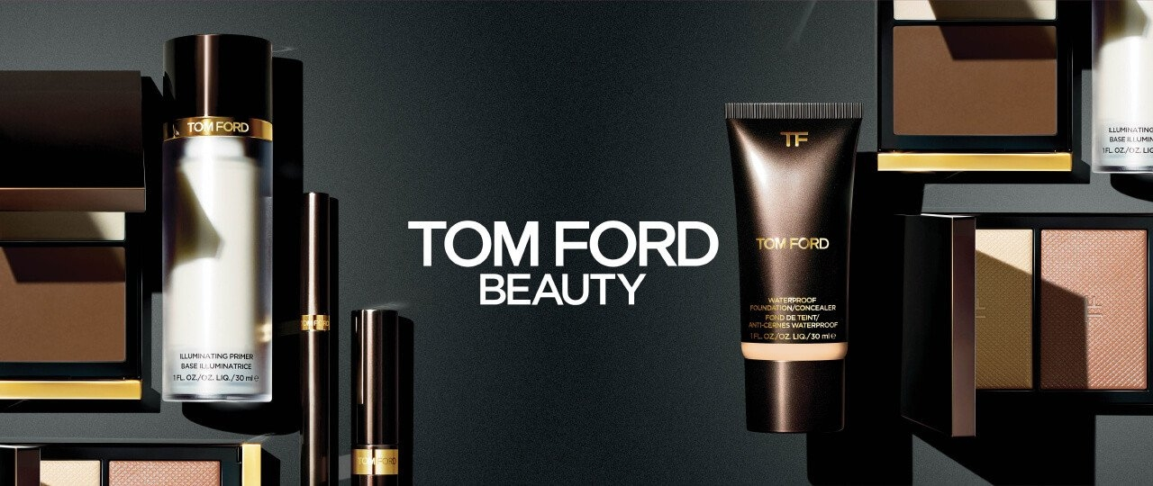 Tom Ford Beauty and Skincare - Lippenstifte, Pflege und mehr