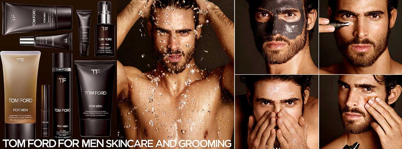 Tom Ford Skincare and grooming collection for men - cosmeticexpress
